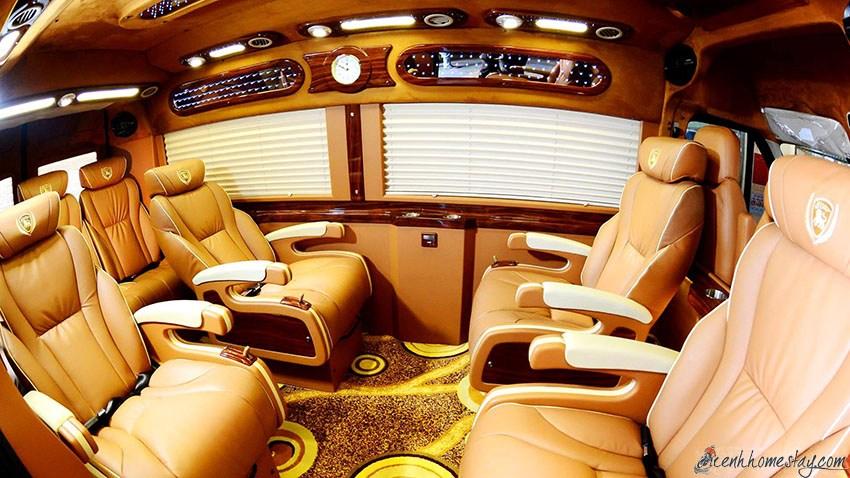 Danh sách nhà xe limousine Hà Nội Móng Cái giường nằm giá rẻ tốt nhất