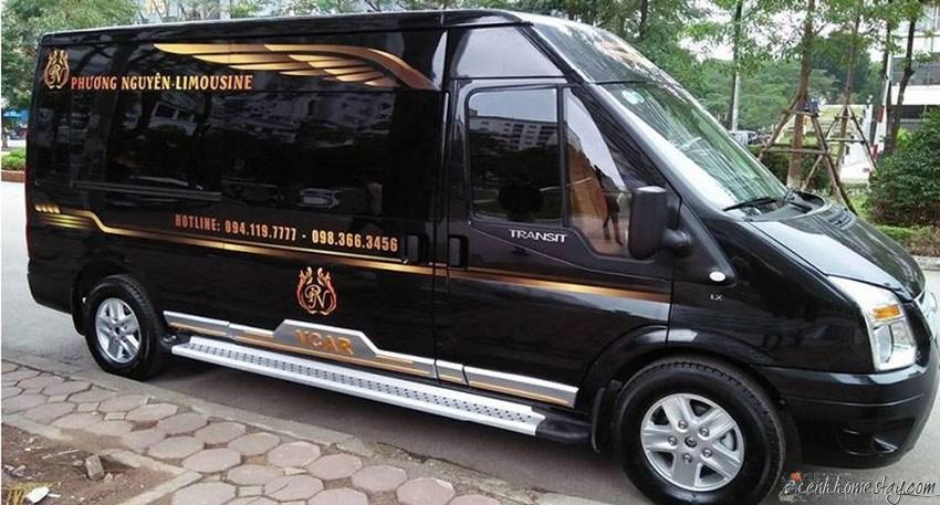 TOP nhà Xe Limousine Hà Nội Quảng Trị giường nằm chất lượng cao