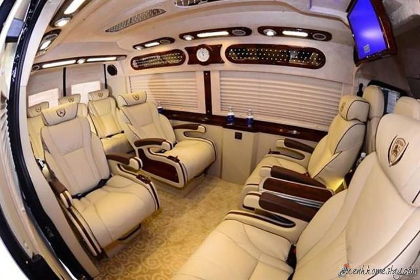 Top 3 Nhà xe limousine Hà Nội Sài Gòn giường nằm chất lượng cao