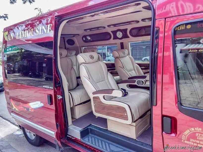 TOP Nhà xe limousine Hà Nội Sài Gòn giường nằm chất lượng cao