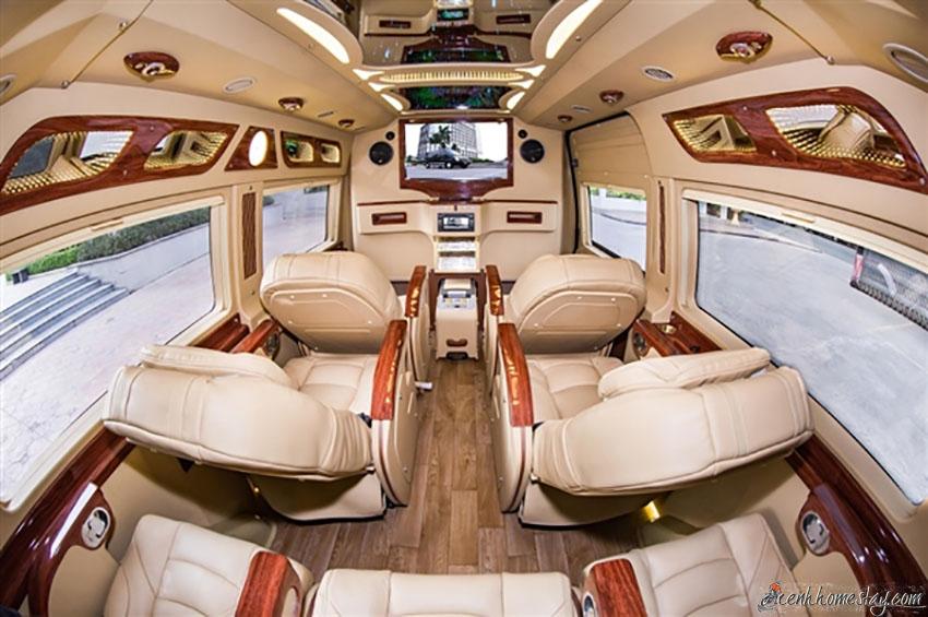 6 Nhà xe Limousine Hà Nội Sapa giường nằm chất lượng cao tốt nhất