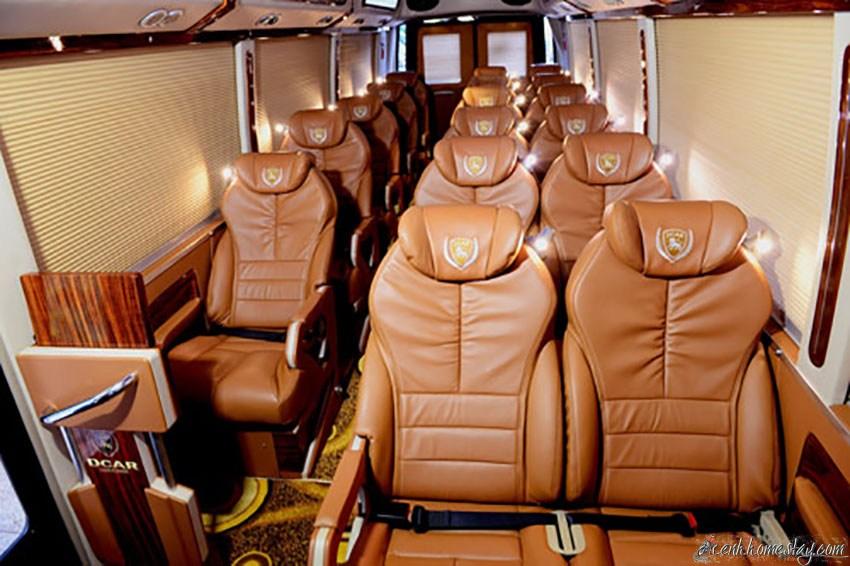 Top 6 Nhà xe Limousine Hà Nội Sapa giường nằm chất lượng cao tốt nhất