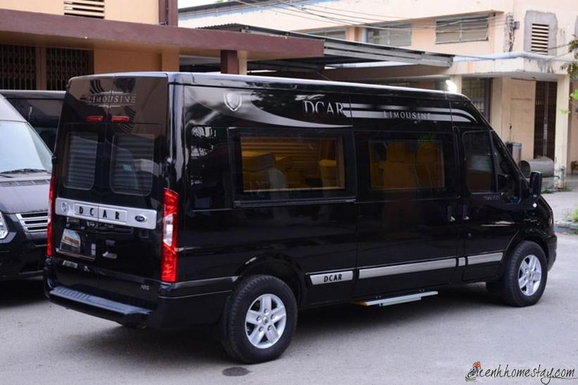 Top 3 Nhà xe Limousine Hà Nội Tam Đảo Vĩnh Phúc giường nằm tốt nhất