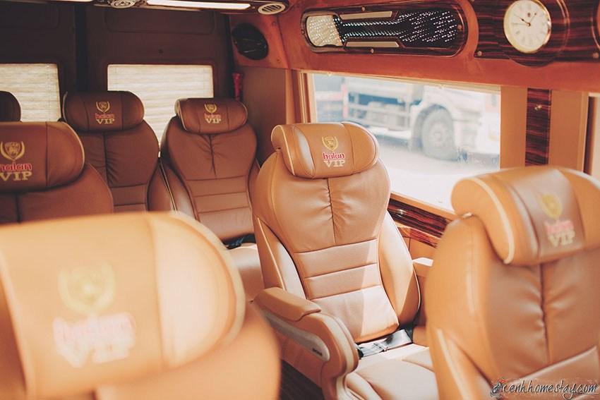 Danh sách nhà xe limousine Hà Nội Thái Nguyên tốt nhất nên đặt vé