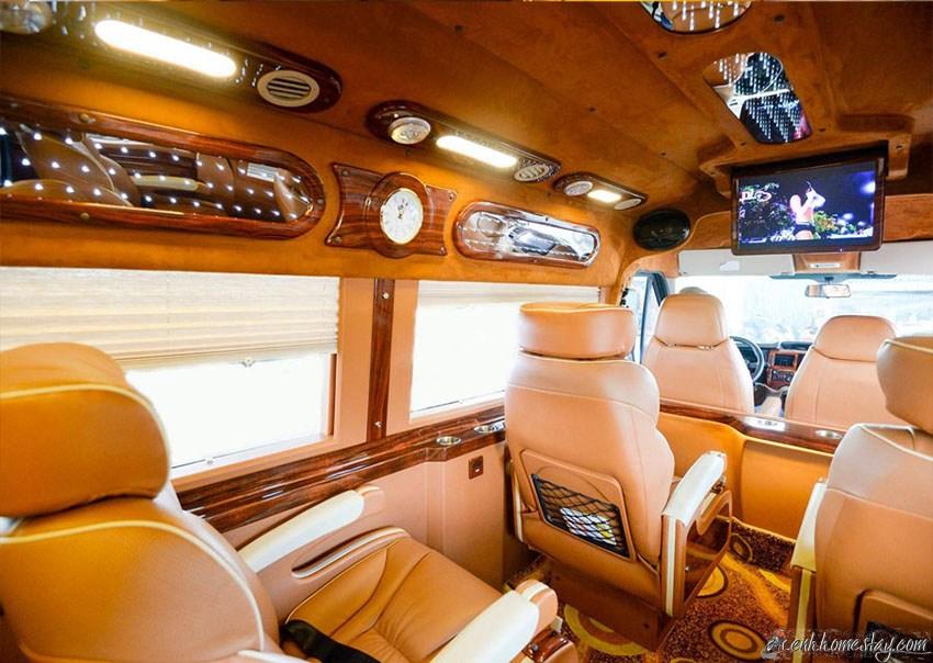 Top 4 Nhà xe limousine Hà Nội Thái Nguyên tốt nhất nên đặt vé