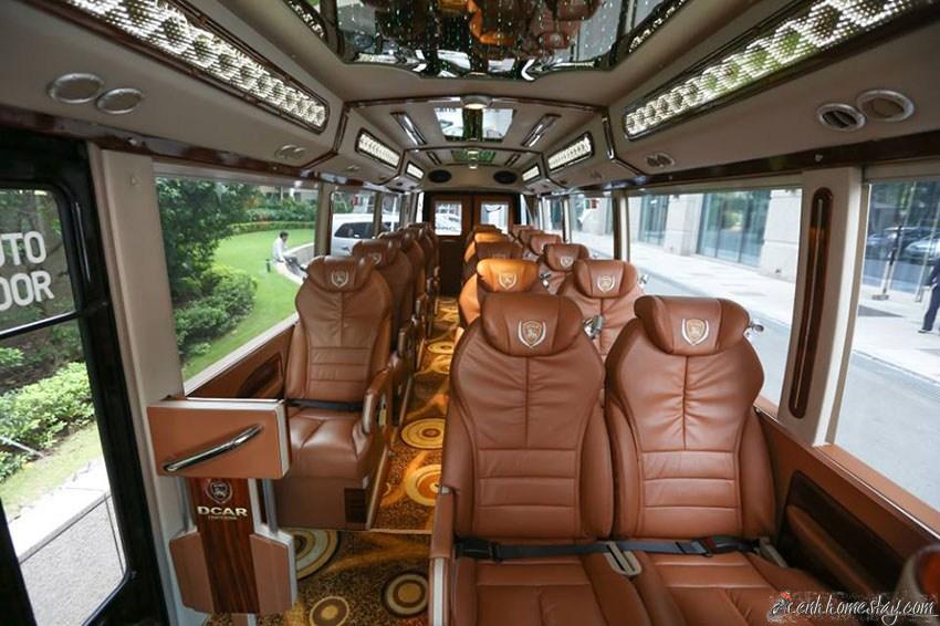 4 Nhà xe limousine Hà Nội Thanh Hóa chất lượng cao tốt nhất