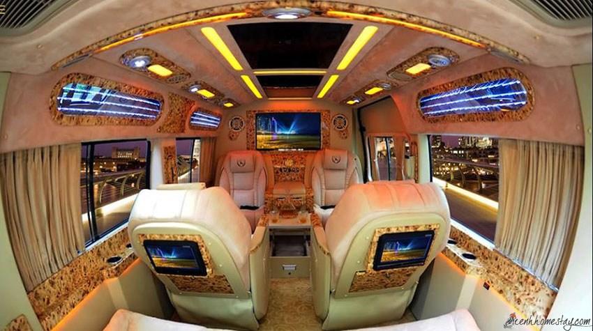 Top 3 Nhà Xe limousine Hà Nội Việt Trì Phú Thọ giường nằm chất lượng cao