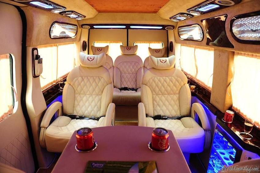 {TOP} Nhà Xe limousine Hà Nội Việt Trì giường nằm chất lượng cao