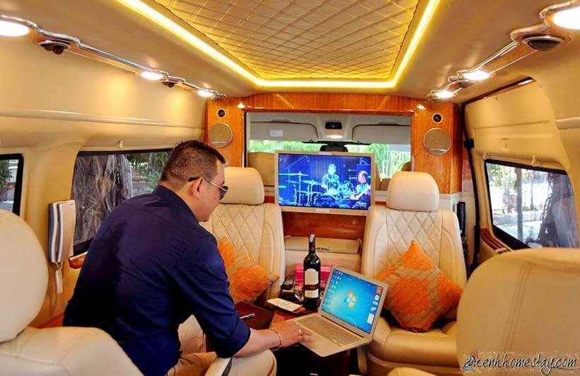 Top 10 Nhà xe limousine Nha Trang Sài Gòn giường nằm đón tận nhà