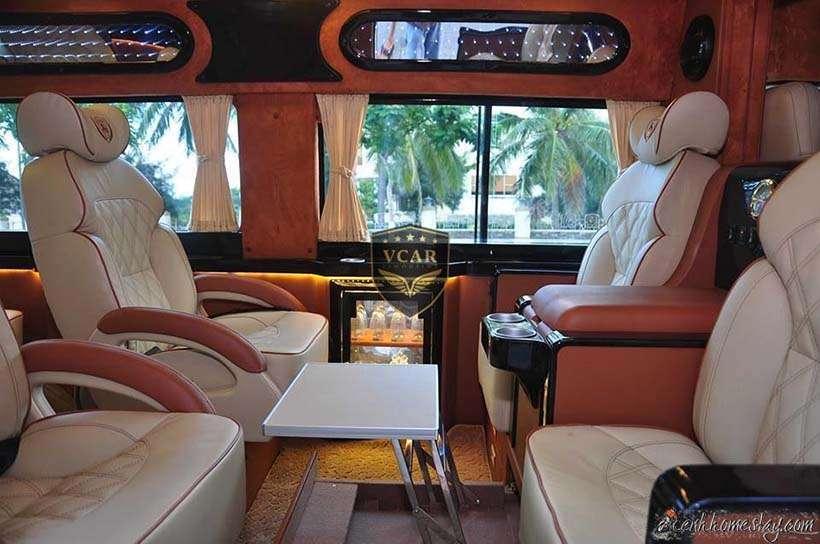 10 nhà xe limousine Nha Trang Sài Gòn giường nằm đưa đón tận nhà