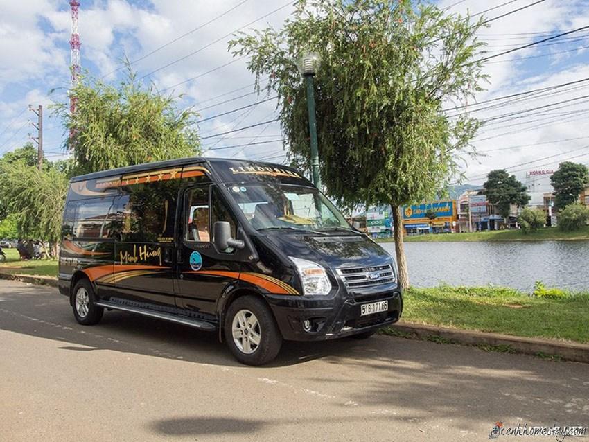 TOP nhà xe Limousine Sài Gòn Bảo Lộc giường nằm chất lượng cao giá rẻ
