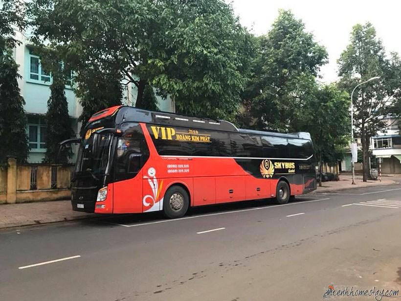 Top 4 Nhà xe limousine Sài Gòn Buôn Mê Thuột Đắk Lắk nên đặt vé