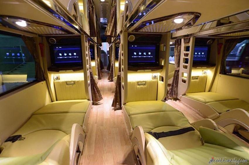 Danh sách nhà xe limousine Sài Gòn Cà Mau chất lượng cao tốt nhất