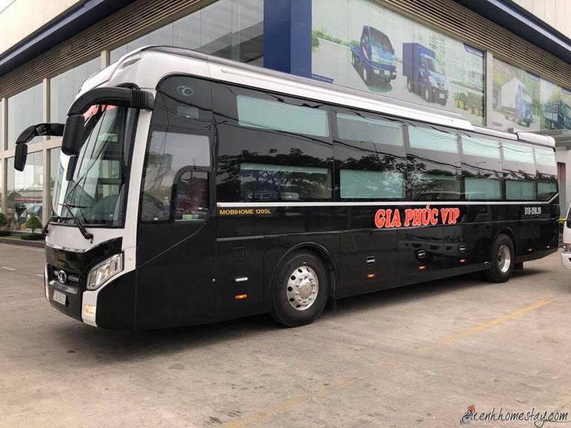 Top Nhà xe limousine Sài Gòn Cam Ranh giường nằm chất lượng nhất