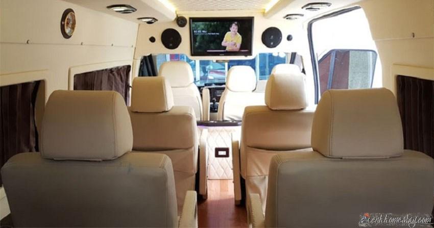 Danh sách nhà xe Limousine Sài Gòn Cần Thơ chất lượng cao tốt nhất