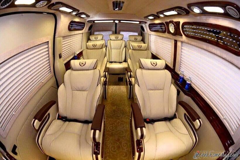 TOP Nhà xe limousine Sài Gòn Châu Đốc An Giang tốt nhất