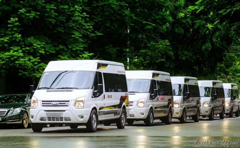 TOP nhà xe limousine Sài Gòn Đà Nẵng giường nằm tốt nhất