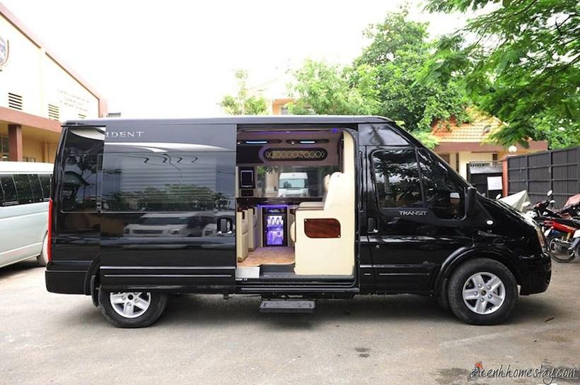 Top 4 nhà xe limousine Sài Gòn Đà Nẵng giường nằm tốt nhất