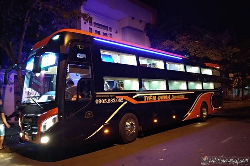 Top nhà Xe limousine Sài Gòn Đắk Lắk giường nằm chất lượng cao