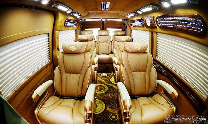 #Top nhà xe limousine Sài Gòn Đồng Tháp giường nằm tốt nhất