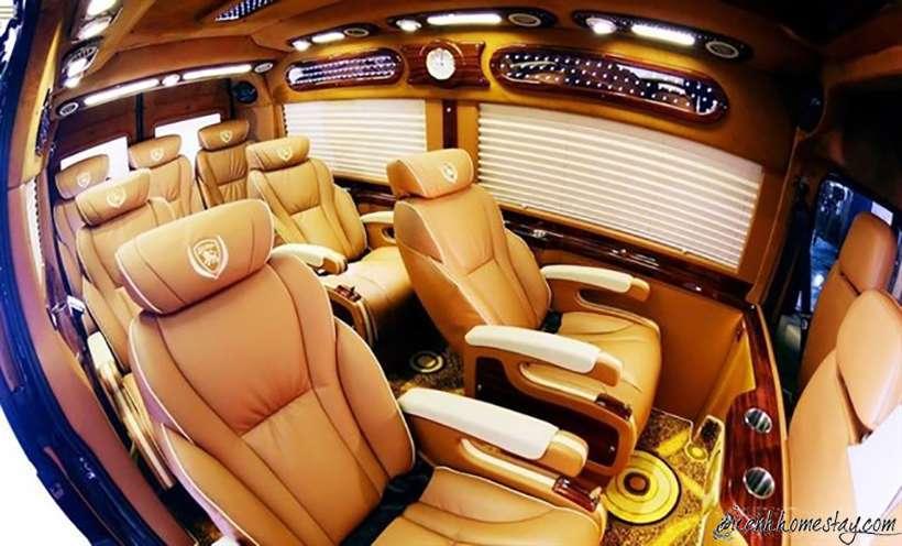 #Top nhà Xe limousine Sài Gòn Đức Trọng giường nằm tốt nhất