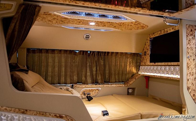 TOP Nhà Xe limousine Sài Gòn Kiên Giang giường nằm tốt nhất
