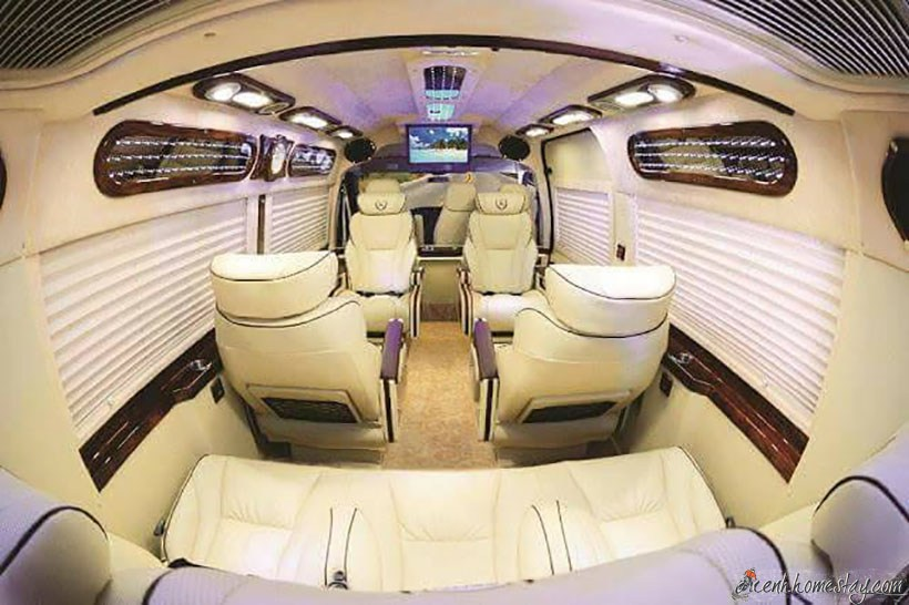 Top 3 Nhà xe limousine Sài Gòn Lagi Bình thuận giường nằm tốt nhất