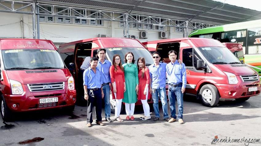 TOP Nhà xe limousine Sài Gòn Sóc Trăng giường nằm chất lượng nhất