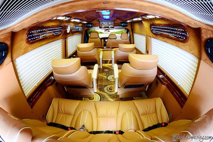 Top 3 Nhà xe limousine Sài Gòn Sóc Trăng giường nằm chất lượng nhất