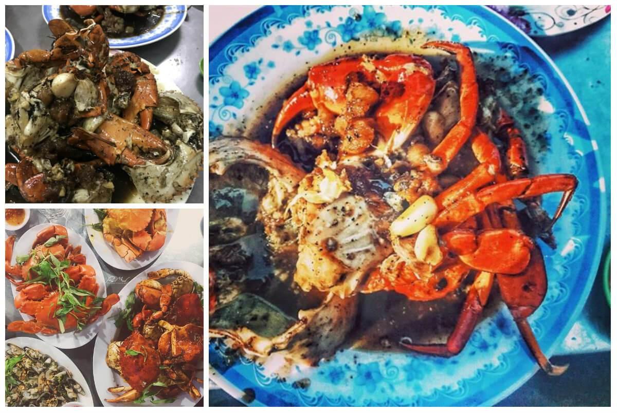 10 quán cua Sài Gòn - TpHCM ngon