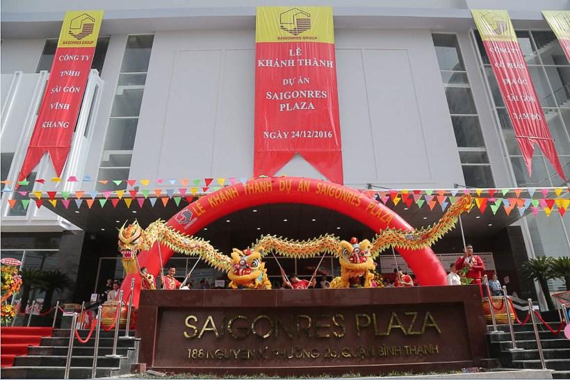 Vincom ở Sài Gòn