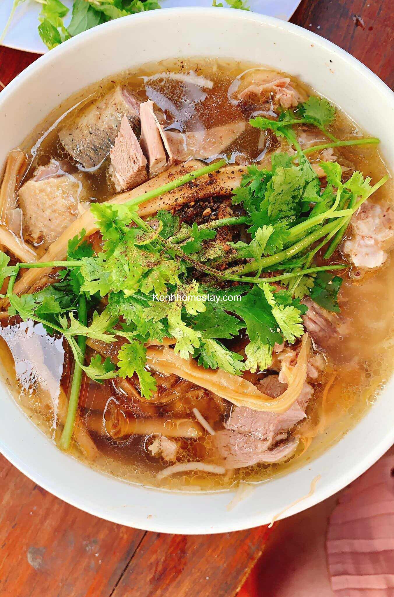 Top 15 Quán bún măng vịt Sài Gòn ngon giá rẻ đáng để thử nhất