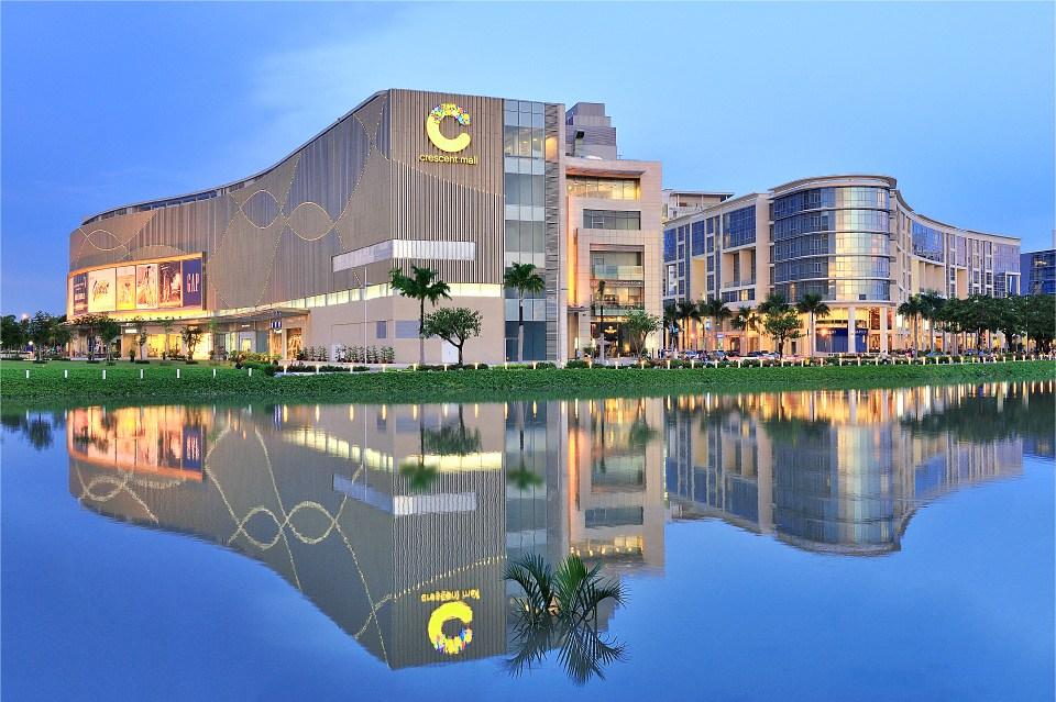 CGV Crescent Mall – review Rạp chiếu phim hút khách nhất tại quận 7