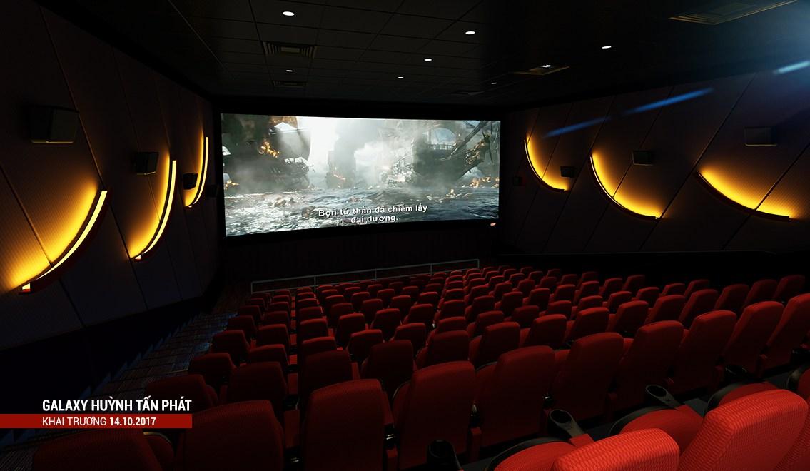 Galaxy Quận 7: ở đâu, giá vé, số điện thoại, lịch chiếu phim rạp mới nhất