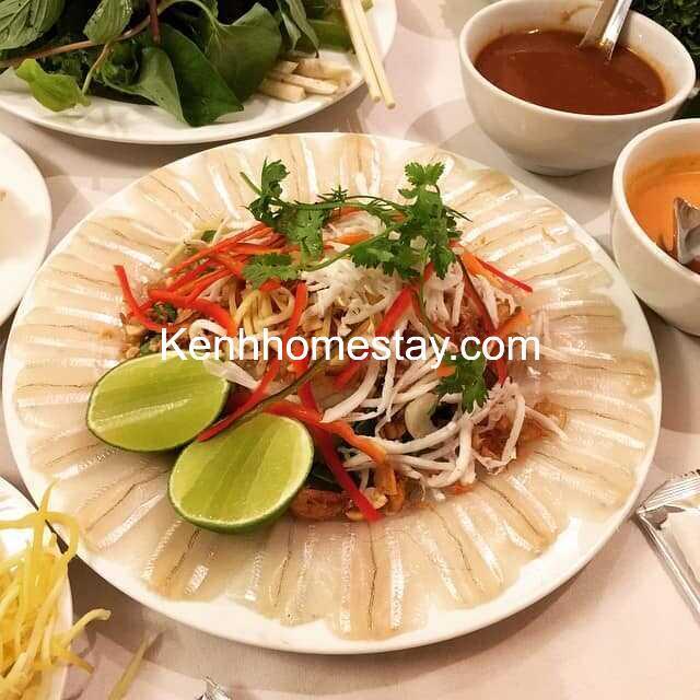 Top 9 Nhà hàng quán bán gỏi cá mai Vũng Tàu ngon đông khách nhất