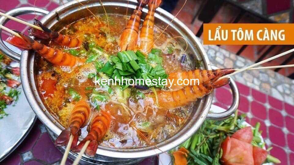 Top 10 Nhà hàng quán lẩu tôm càng Sài Gòn TPHCM ngon đông khách
