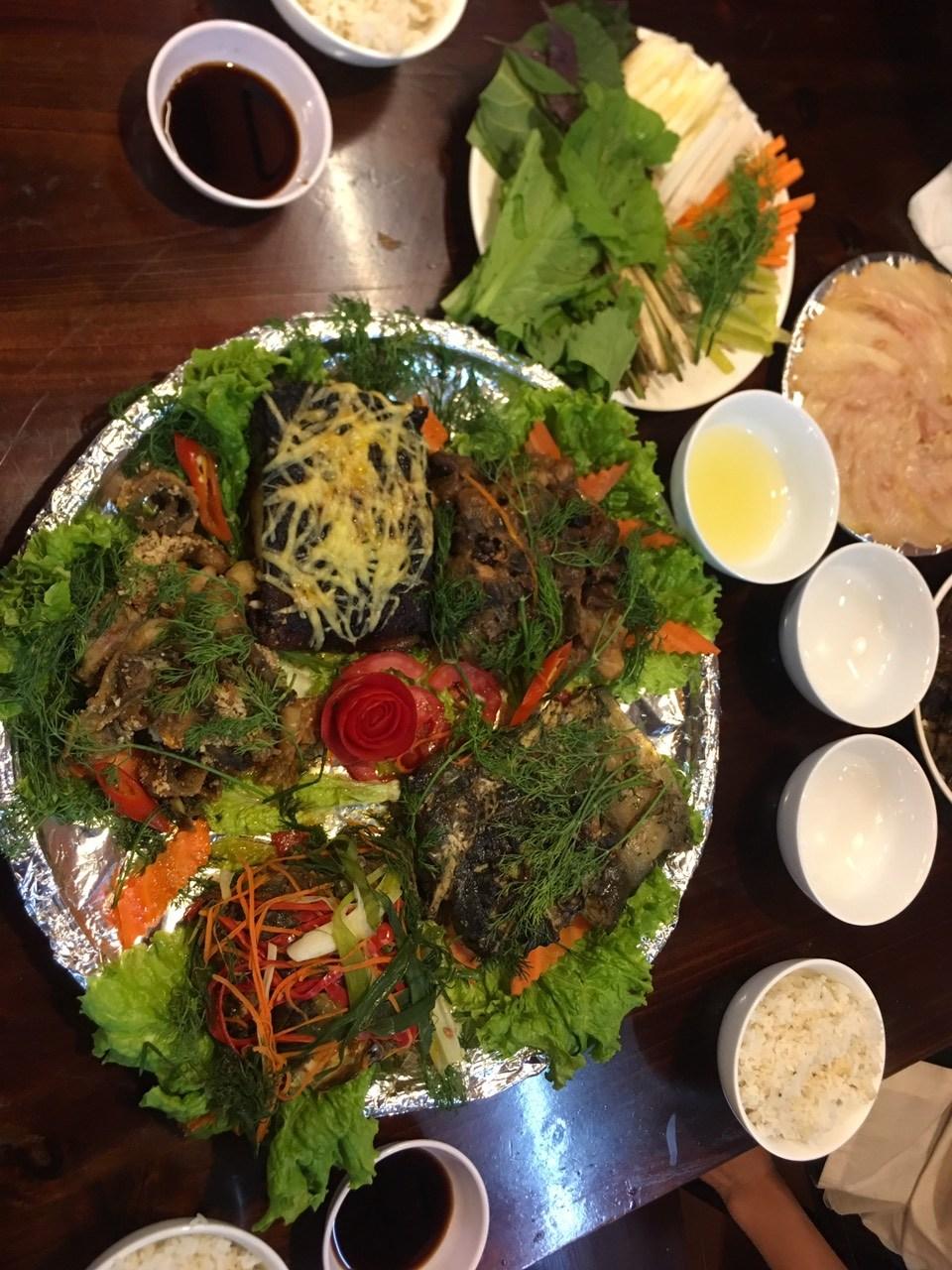 Nhà hàng Minh Tâm chuyên đặc sản núi rừng Sapa ngon ngất ngây