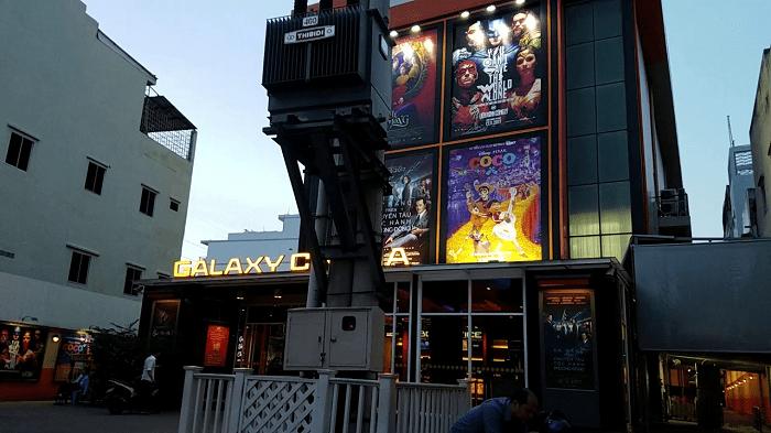 Galaxy Tân Bình: Lịch chiếu phim rạp, giá vé xem, review chi tiết A-Z