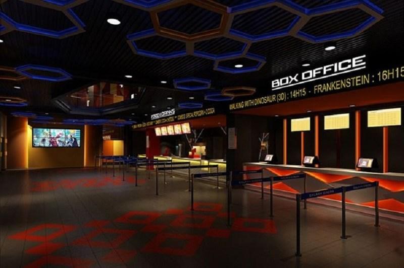 Galaxy Vinh ở đâu, giá vé, review lịch chiếu phim rạp mới nhất