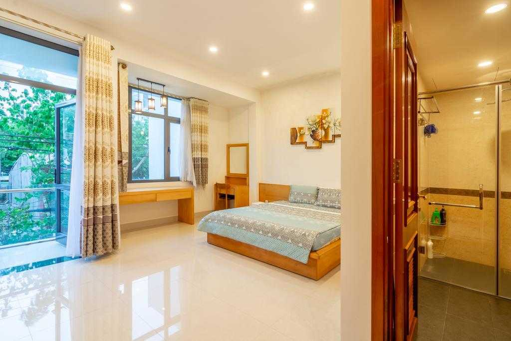 40 Biệt thự villa Đà Nẵng rẻ đẹp cho thuê nguyên căn gần biển có hồ bơi