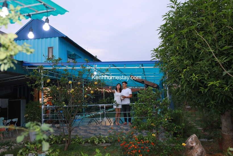 Thanh xuân lạc đến góc yên bình của Villa Seren Minh Trí – Sóc Sơn