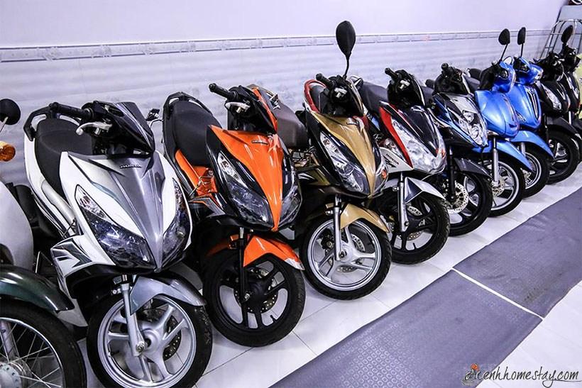 Những địa chỉ cho thuê xe máy quận 1, Bùi Viện TPHCM chỉ từ 100k