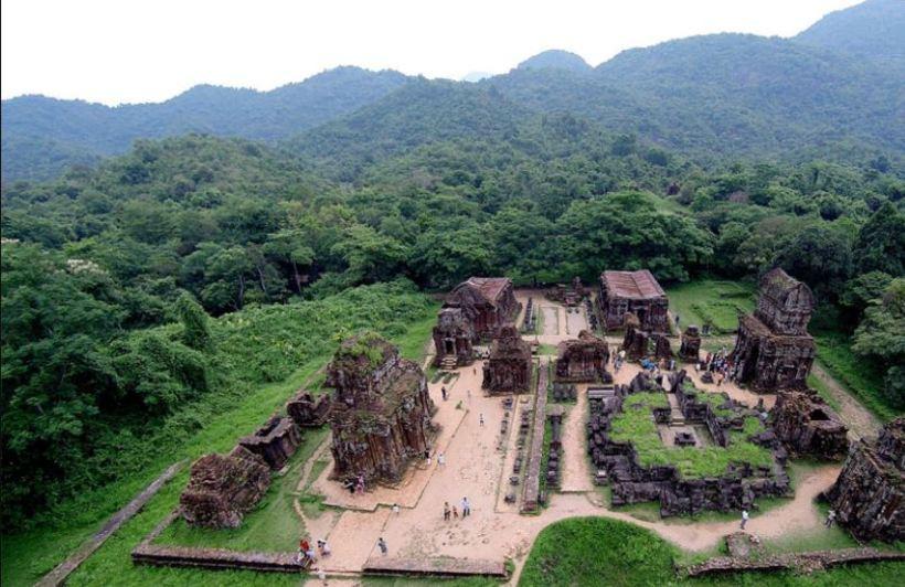 Kinh nghiệm du lịch Thánh địa Mỹ Sơn – 1 trong 10 đền đẹp nhất Đông Nam Á