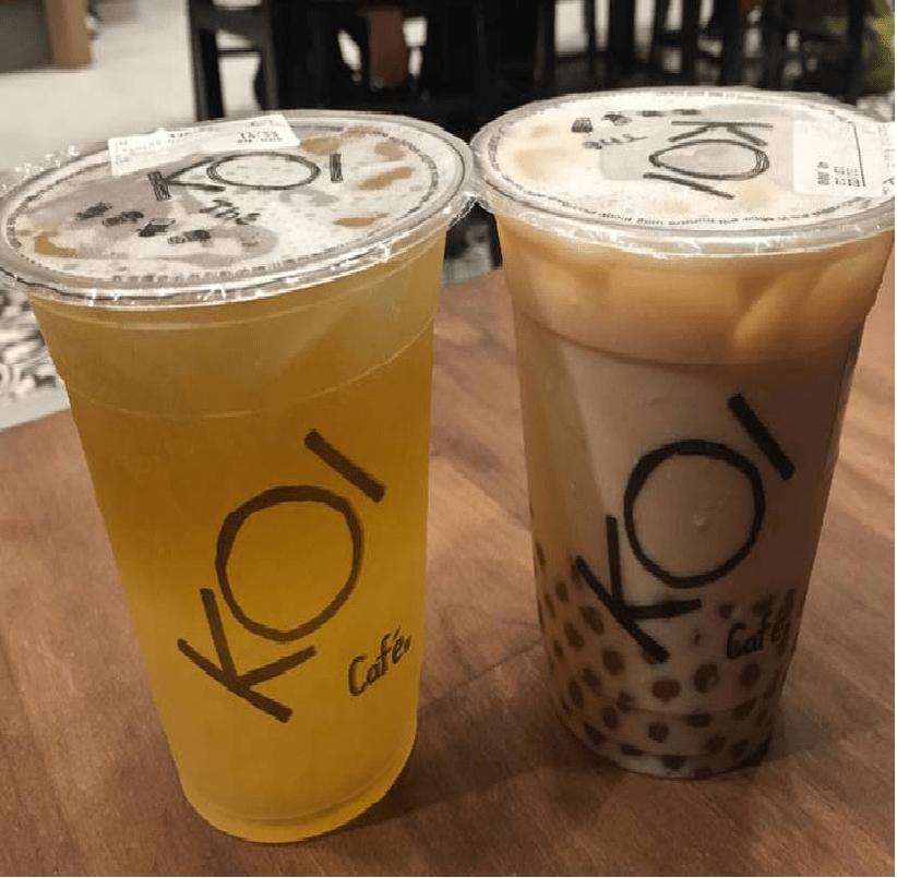 Trà sữa KOI thé: Menu, giá món, danh sách 20 cửa hàng ở TPHCM-Sài Gòn