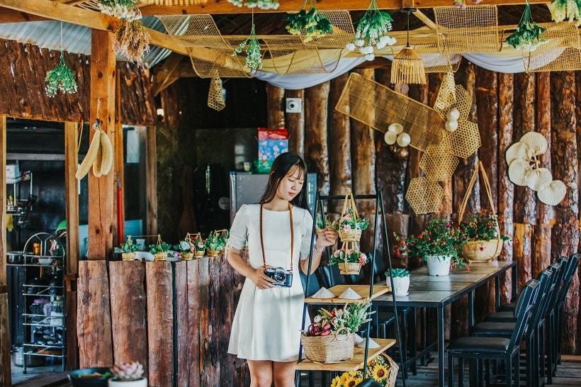 Quán Avatar - café, breakfast