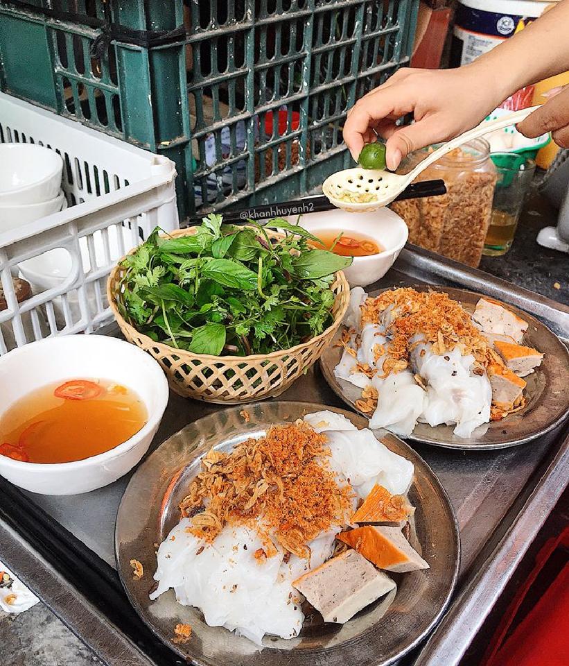 Review 20 Quán bánh cuốn thanh trì ngon thần sầu ở Hà Nội nên đi