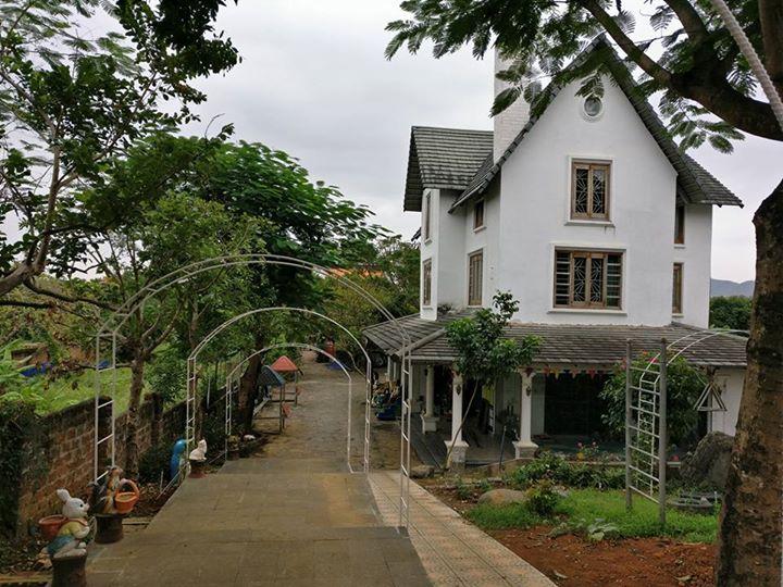 Top 5 villa homestay Quốc Oai gần Hà Nội view đẹp nên nghỉ dưỡng