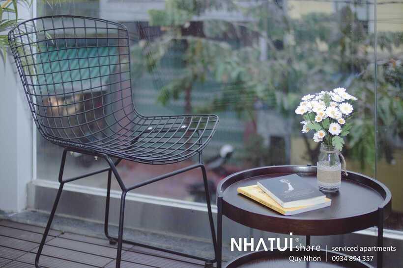 Chạm ngõ yêu căn hộ NHÀ TUI Share Quy Nhơn gần biển sang trọng