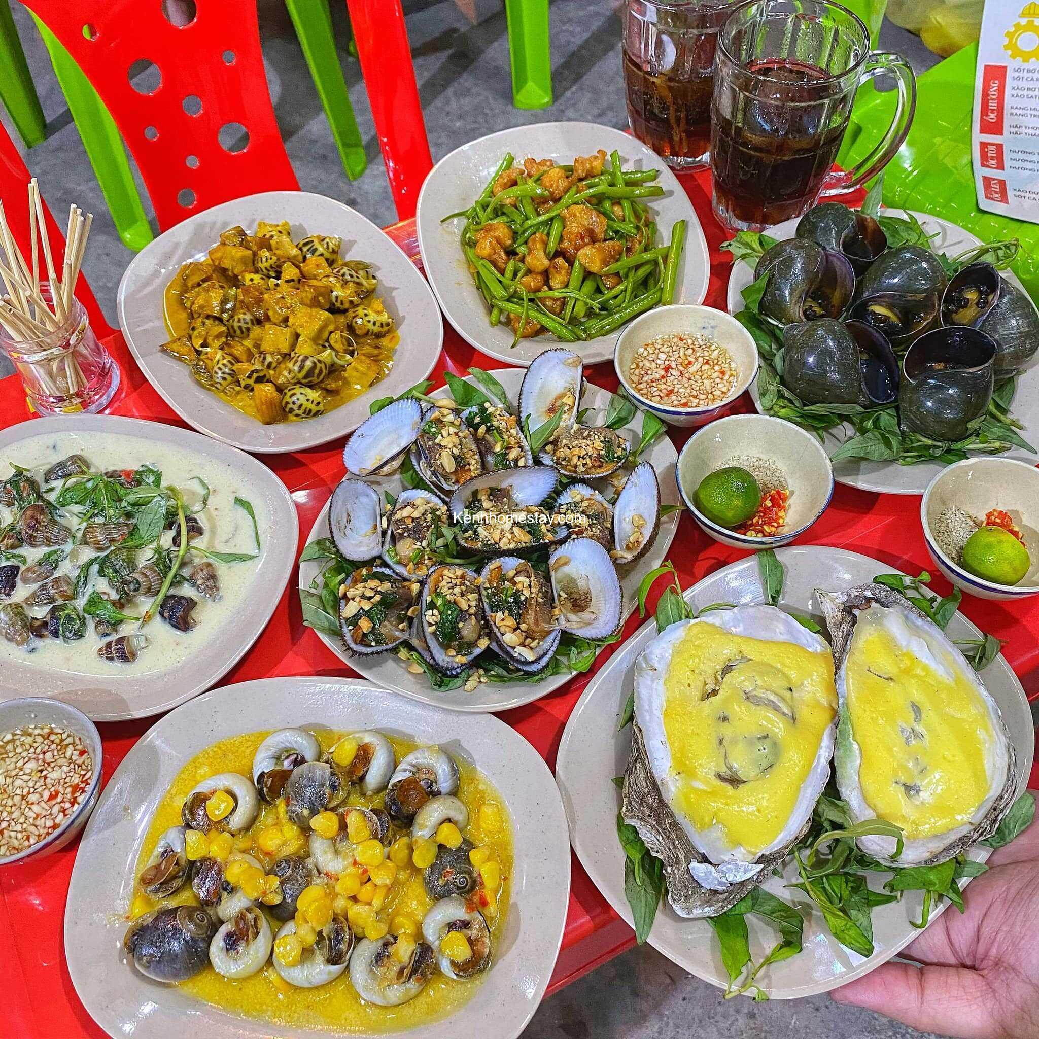 Top 10 Quán ốc quận 11 Sài Gòn ngon giá rẻ cực đông khách