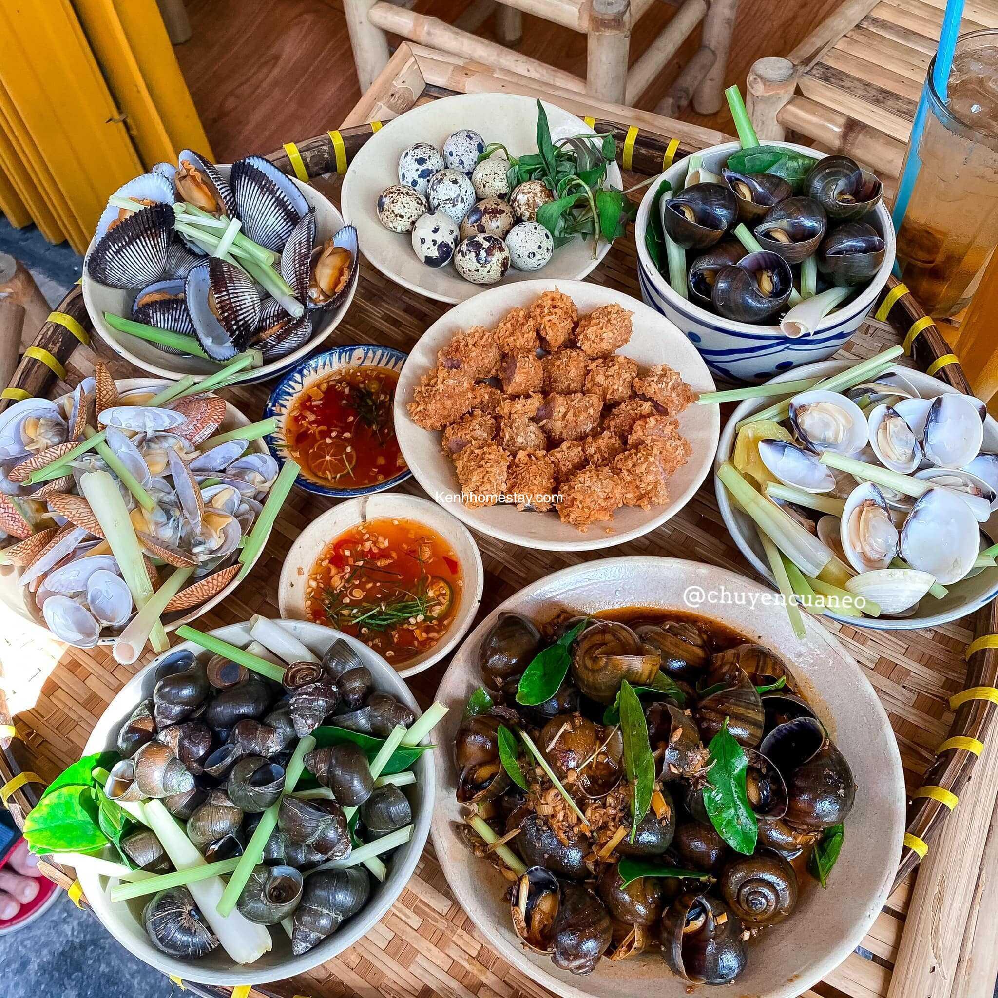 Top 10 Quán ốc quận 5 giá rẻ chất lượng ở Sài Gòn – TPHCM đáng thử nhất
